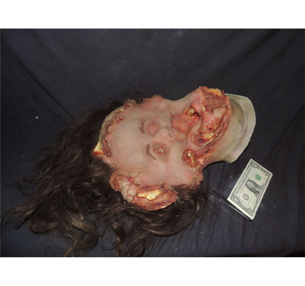 Six Feet Under Woman S Hero Solid Silicone Head That Gets