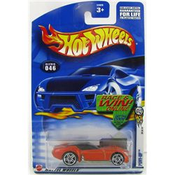 Hotwheels Collectible Car Mint Orig. Pkg. Never Opened (TOY-000119)