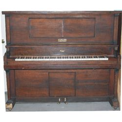 1921 Apollo player piano, works good