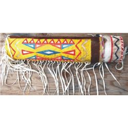 parfleche quiver fron Nevada estate