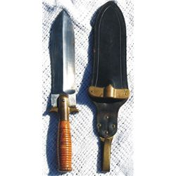 very rare US Springfield trench knife, I believe to be a M1880