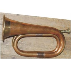 brass movie studio bugle