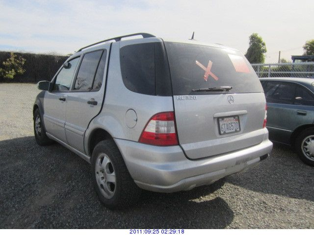 Benz ml320 2002 images for Mercedes benz ml 320 2002