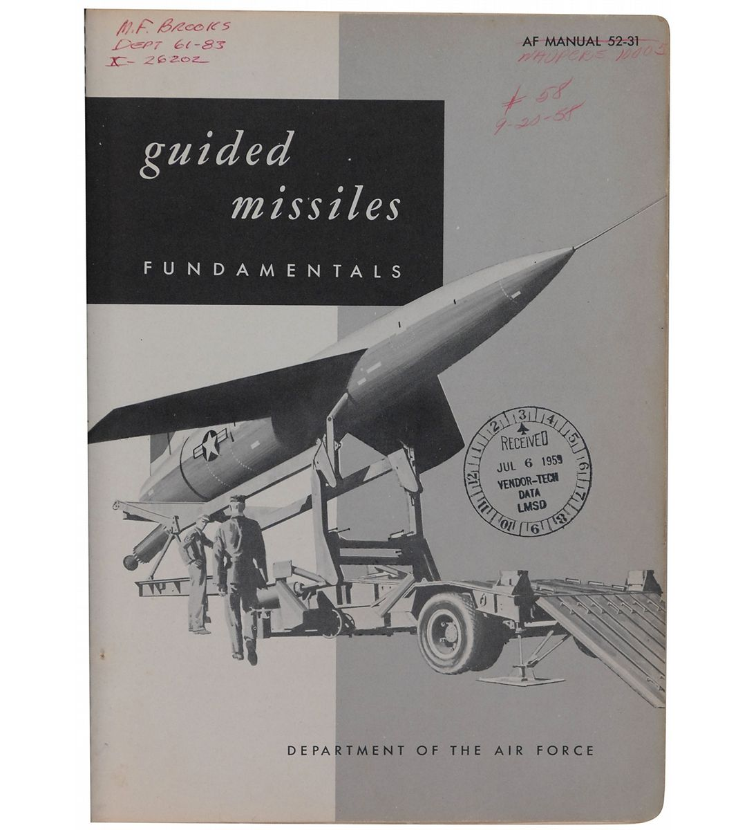 fundamentals of guided missiles pdf