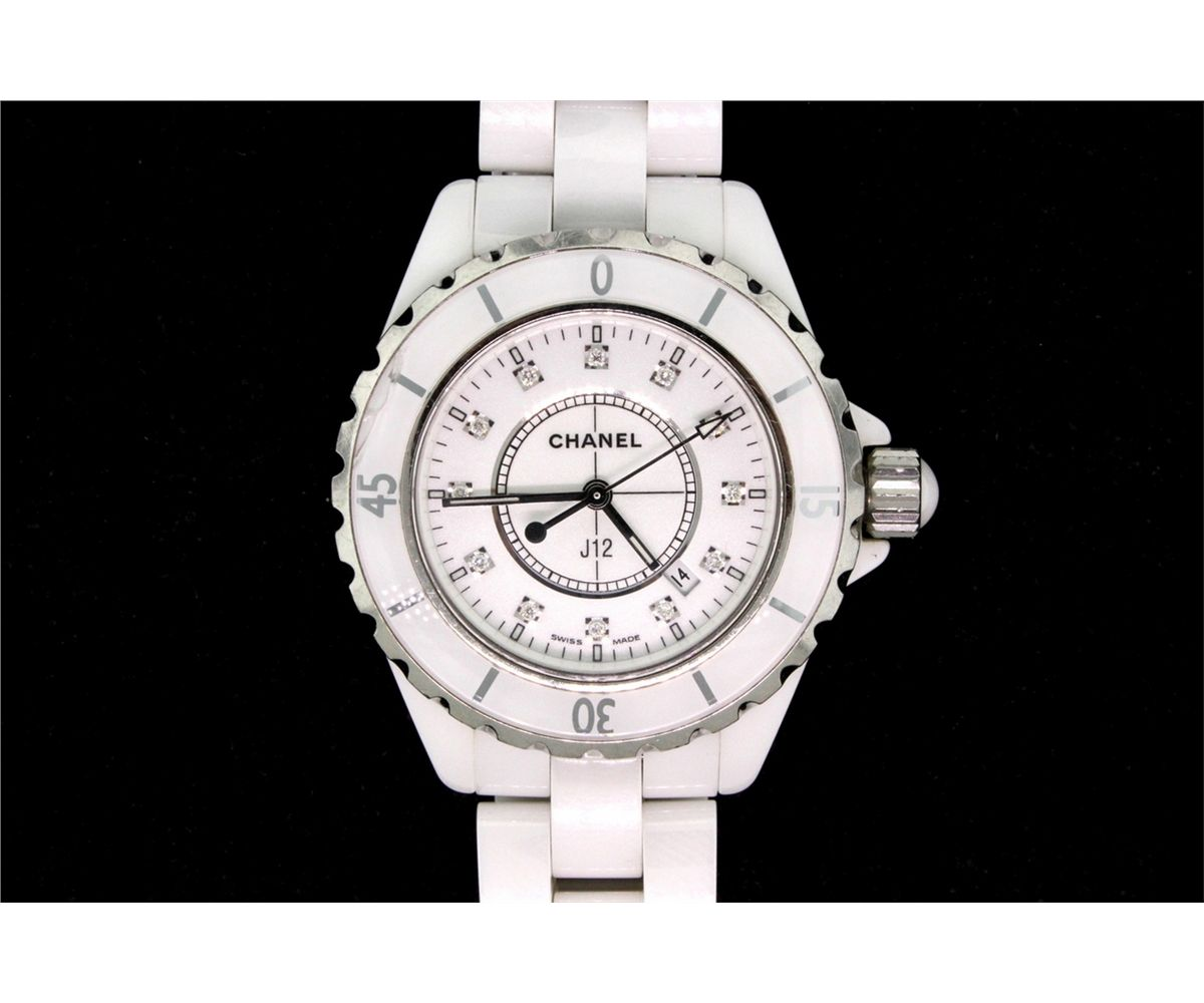 ref ceramic jewellery white watches closet chanel women fine en joli designers womens
