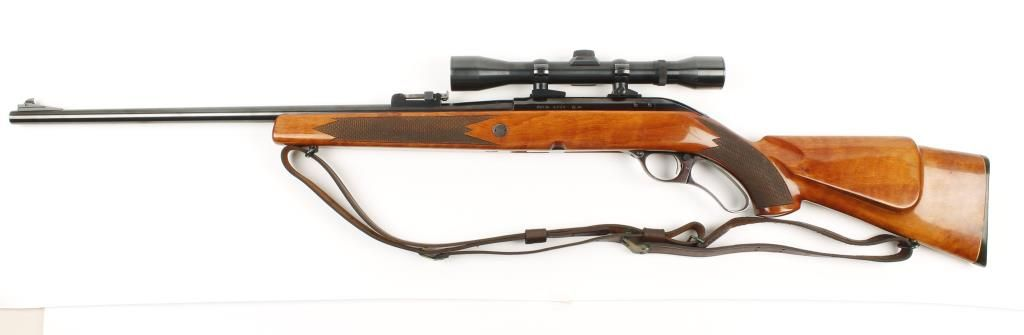 Marlin Model 60 Semi Automatic Rifle , a Referendum on a