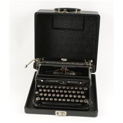 "Royal Mdl ""O"" 1935 Manual Typewriter"