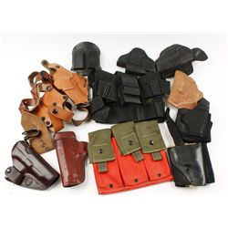 Box Lot of Holsters