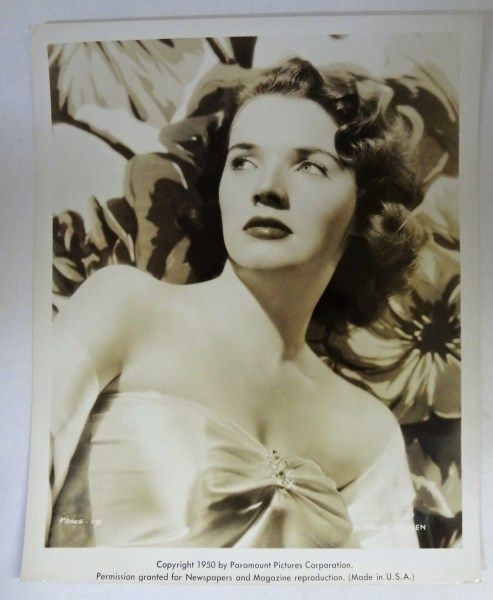 polly bergen pictures