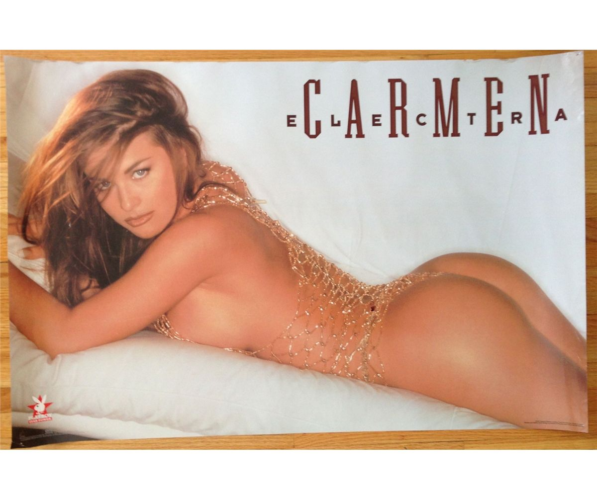 Carmen electra s nude boobs opinion