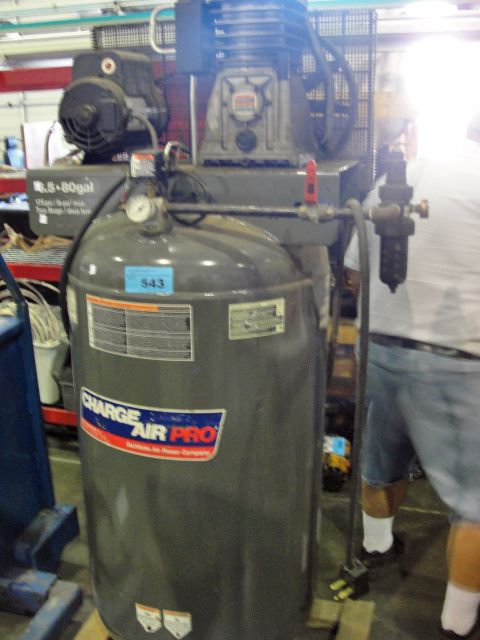 charge air pro 80g air compressor