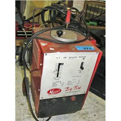 Meco big red arc welding machine