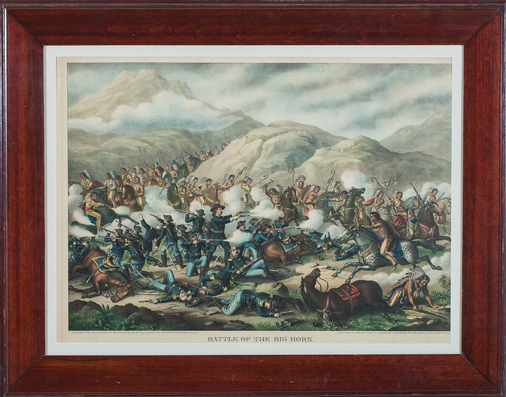an essay on the battle of little big horn Find a summary, definition and facts about the battle of little bighorn for kids united states history and the battle of little bighorn information about the battle of little bighorn for.