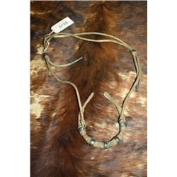 Argentine Braided Bridle