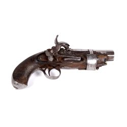 1800's Percussion Pistol