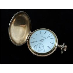 R.W. Co. Rockford 17 Jewel Pocket Watch s/n: 505143, Providence W C Co. Warranted 20 Years, 698820 P