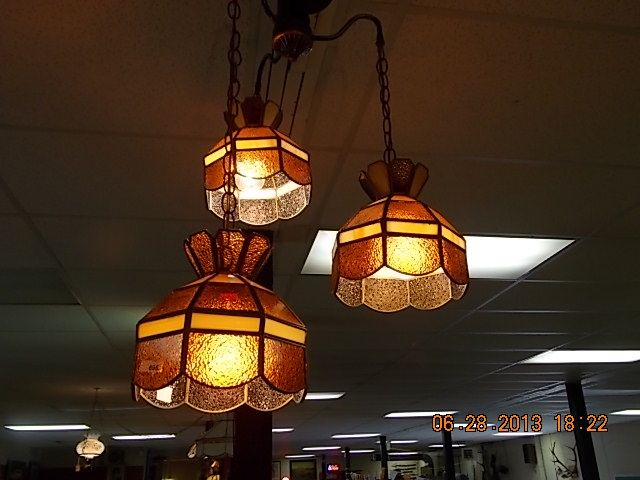 HANGING CEILING LAMP