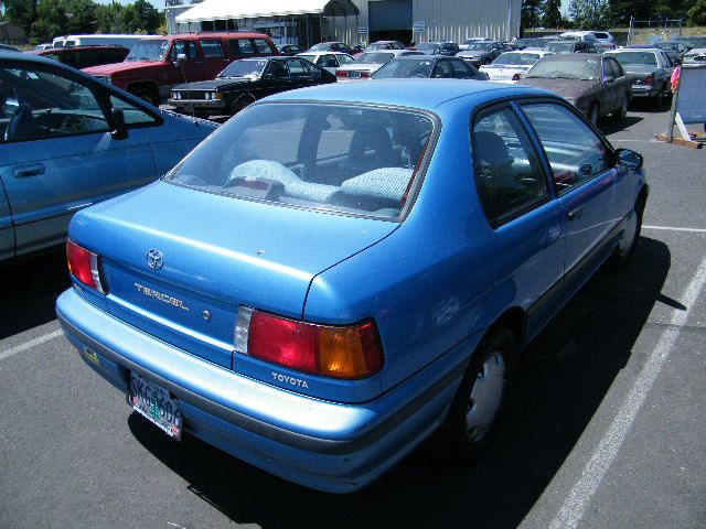 1992 Toyota Tercel - Information and photos - MOMENTcar