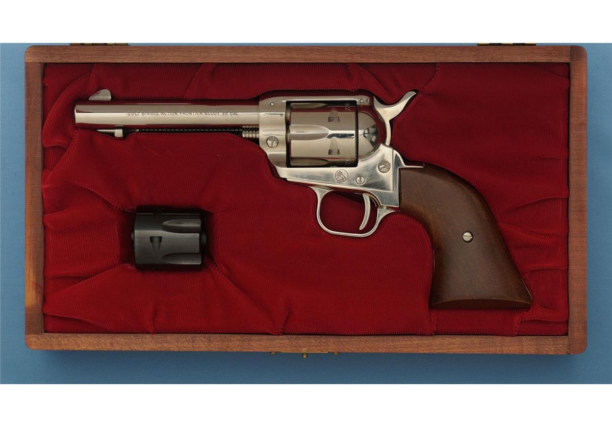 Colt Guns - Colt Single Action Revolvers - Page 1 - Collectors Firearms