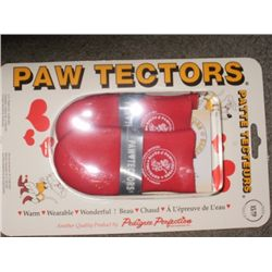 Paw Tectors animal booties, size L