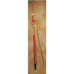 Apache Girls Puberty Ceremony Cane