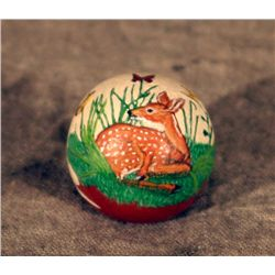 Santa Clara Miniature Seed Pot by Joseph Lonewolf