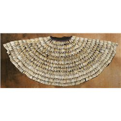 Dentalium Shell Cape