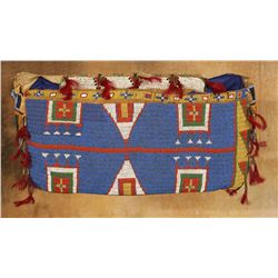 Northern Plains Beaded Possible Bag