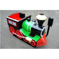 Vintage Kiddie Ride Steam Engine