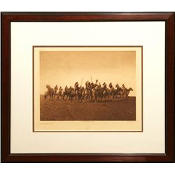Edward Sheriff Curtis, photogravure