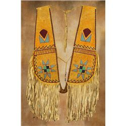 Blackfoot Beaded Crupper