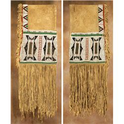 Sioux Beaded Saddle Drape