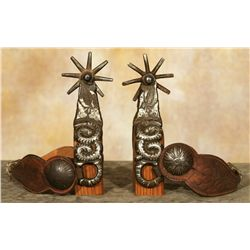 Mexican Amozoc Spurs