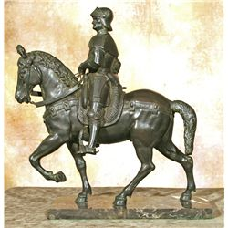 Bronze Sculpture of Francisco Vasquez de Coronado