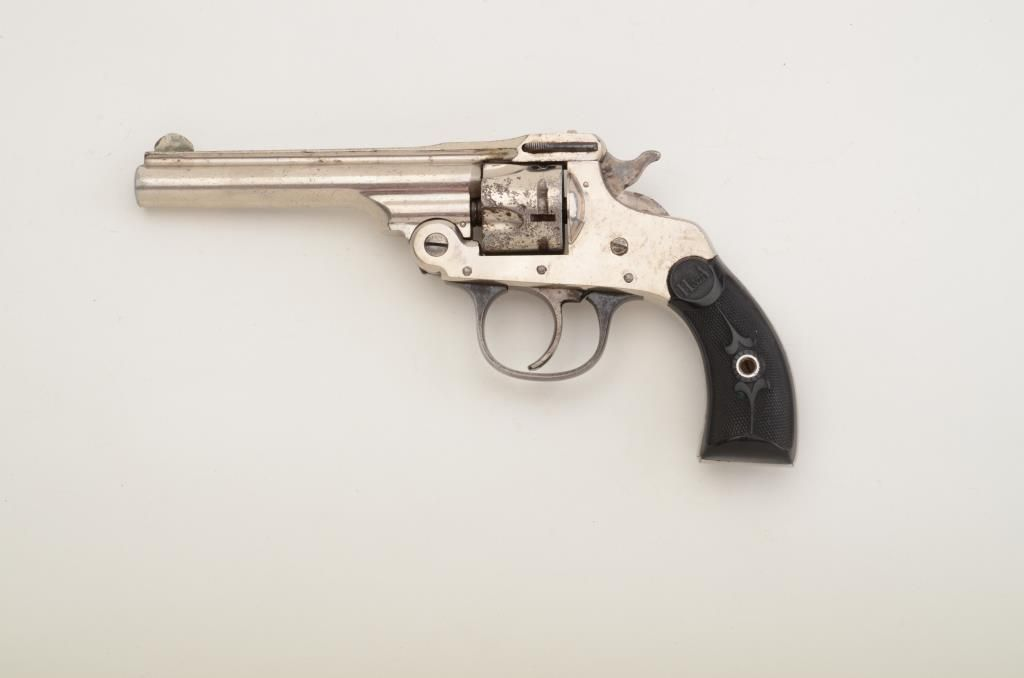 Hopkins Allen Safety Police Top Break Revolver 32 Cal 4 Barrel