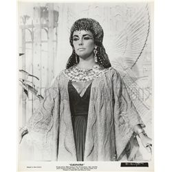 Elizabeth Taylor Original Vintage Photo Still from Cleopatra