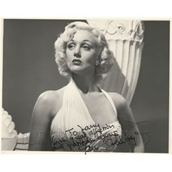 Jan Sterling Original Vintage Signed Photo