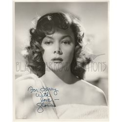 Gloria Grahame Original Vintage Signed Photo Still from The Cobweb