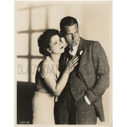 Clara Bow Original Vintage Keybook Still from Ladies of the Mob