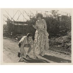 Clara Bow Original Vintage Keybook Still from Love Among the Millionaires