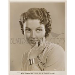 Ann Sheridan Original Vintage Studio Photo