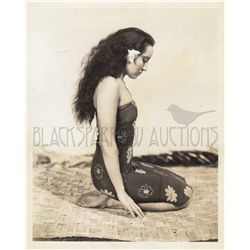 Lotus Long Original Vintage Photo from Last of the Pagans