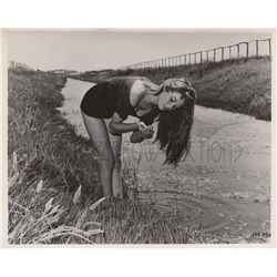 Brigitte Bardot Original Vintage Photo Still from Helen of Troy