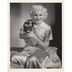 Jean Harlow Original Vintage Photo