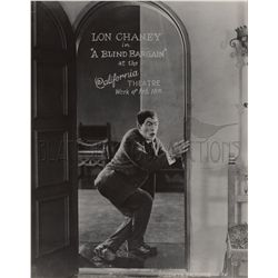 Lon Chaney Original Vintage Photo from A Blind Bargain