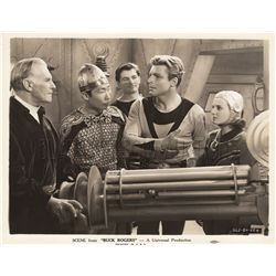 Buster Crabbe Original Vintage Photo Still from Buck Rogers Serial