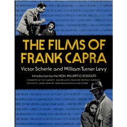 The Films of Frank Capra Signed Book