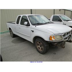 1999 - FORD F150