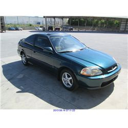 1998 - HONDA CIVIC