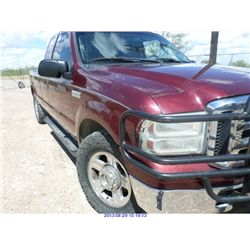2006 - FORD F350